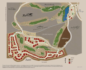 The Ridges Summerlin Community Map 2020